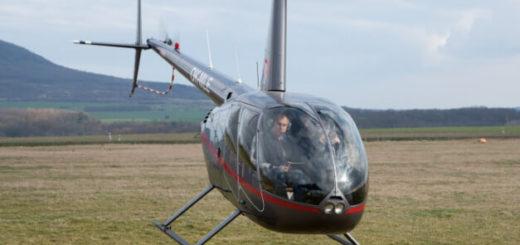 let vrtulnikem
